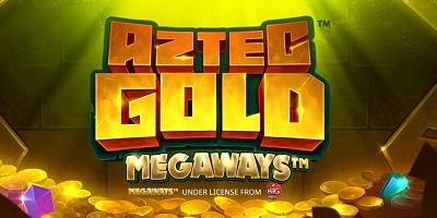 Aztec Gold Megaways Slot logo
