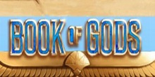 Book of Gods Slot logo