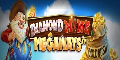 Diamond Mine Megaways Slot logo