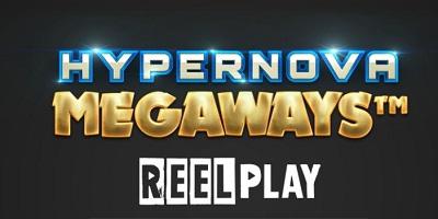 Hypernova Megaways Slot logo