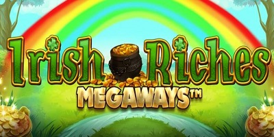 Irish Riches Megaways Slot logo