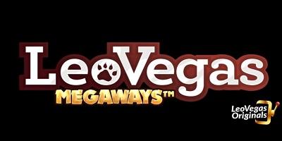 Leo Vegas Megaways Slot logo