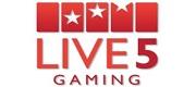 live5 gaming slots RTP