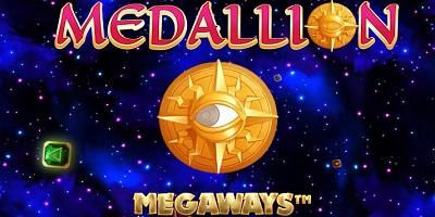 Medallion Megaways Slot logo