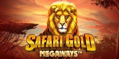 Safari Gold Megaways Slot logo