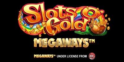 Slots O' Gold Megaways Slot logo