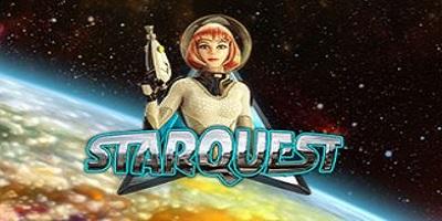 Starquest Slot logo