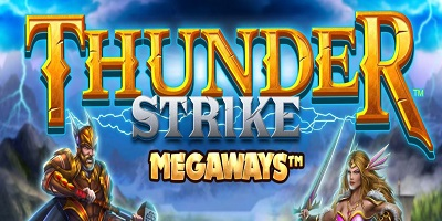 Thunder Strike Megaways Slot logo