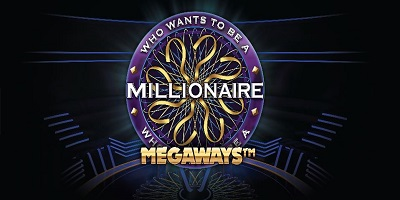 Who Wants to Be a Millionaire Slot logo