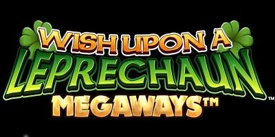 Wish Upon a Leprechaun Megaways Slot logo