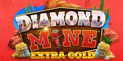 Diamond Mine Extra Gold Megaways logo
