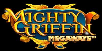 Mighty Griffin Megaways Slot logo