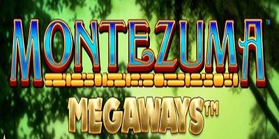 Montezuma Megaways Slot logo