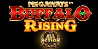 Buffalo Rising All Action logo