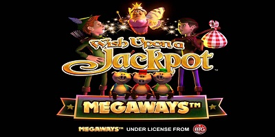 Wish Upon a Jackpot Megaways Slot logo