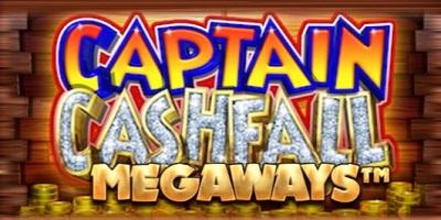 Captain Cashfall Megaways logo