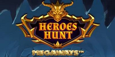 Heroes Hunt Megaways logo