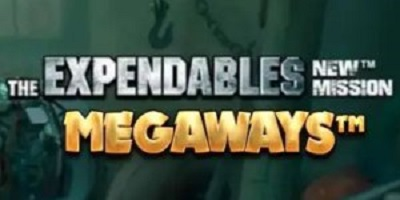 The Expendables - New Mission Megaways logo