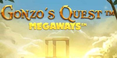 Gonzo's Quest Megaways Slot logo