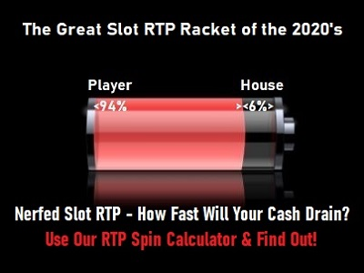 rtp spin calculator for slots